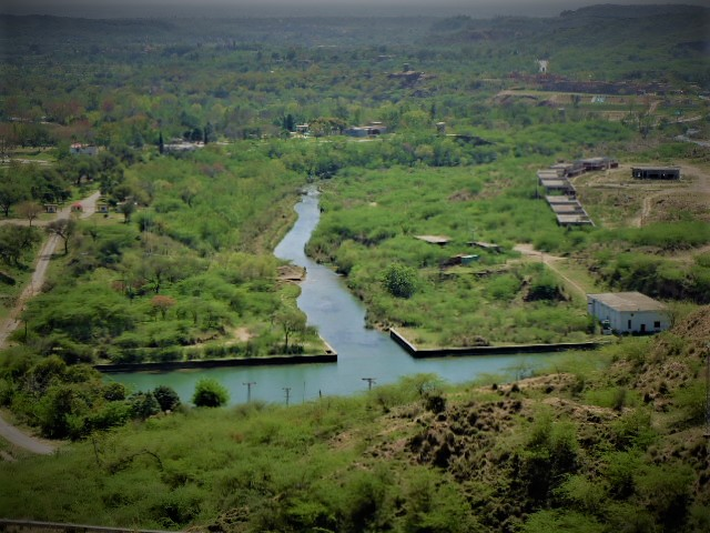 Feasibility Study for the Construction of 95km Irrigation Canal