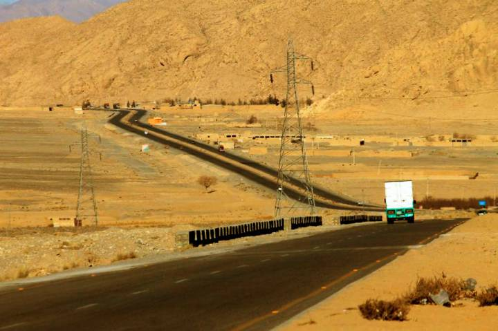 Kalat-Quetta Road Project, Section 1 and 2, (N-25 Baluchistan)