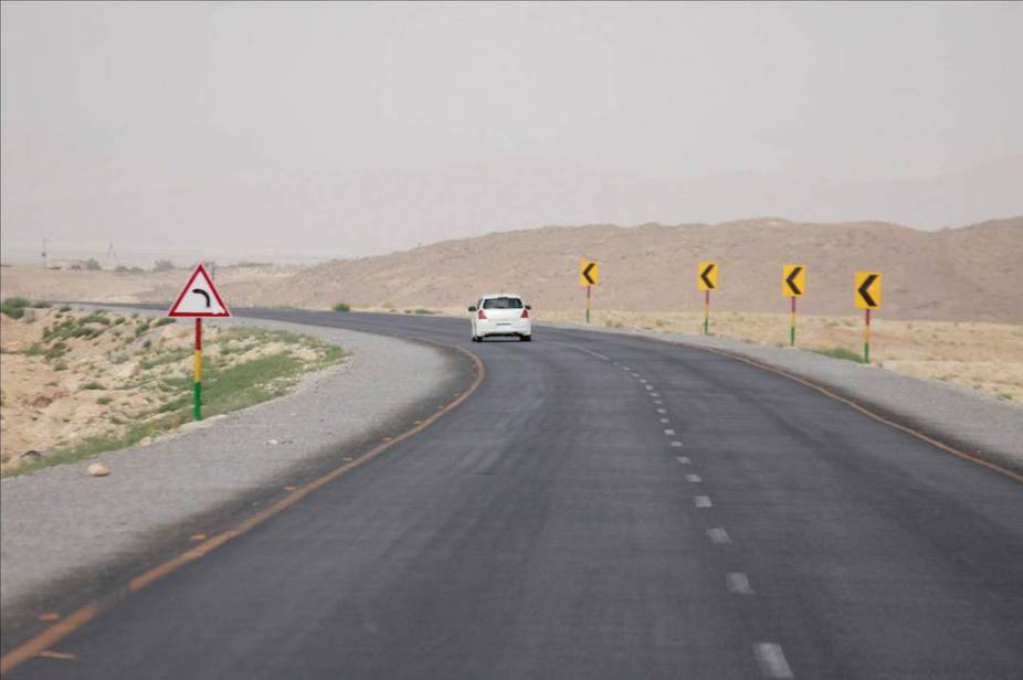 Quetta-Chaman Road Project, Section 3 and 4, (N-25 Baluchistan )