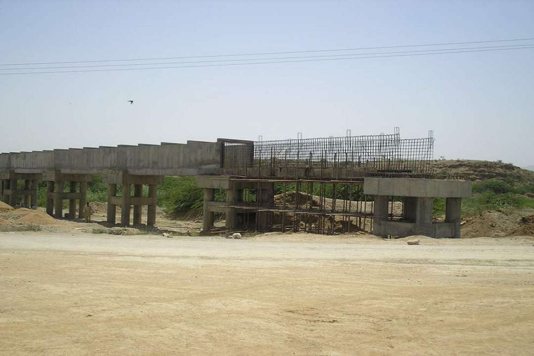 Detailed Design & Construction Supervision of Two Aqueducts on Lasbela Canal