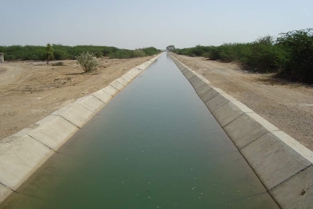 Rehabilitation of Lasbela Main Canal.