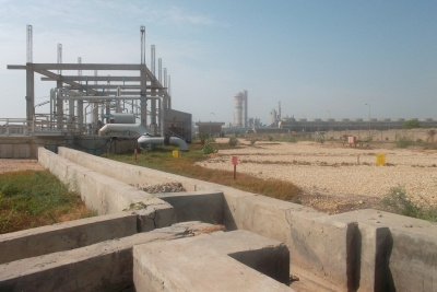 Designing of Open Channel From Tibbi Minor to Raw Water Reservoir at Plant Site